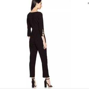 Black Halo Pants - Black Halo Women's Black Rizzo Jumpsuit